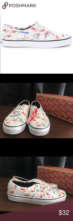 Vans Authentic Vans Authentic Pool Vibes Classic White/True White Vans Shoes