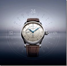Longines 24H Single Push-Piece Chronograph