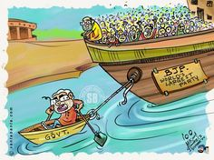 The ruling BJP has become the largest political party in the world with its enrolment drive in the past five months taking its membership to 8.80 crore. The Communist Party of China was until now considered the largest party with about 8.60 crore members.
