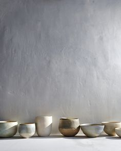 I wish I'd done a pottery throwing class in the midst of all my art classes in school. :( opportunity missed...