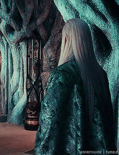"""I want to help! I want to go to Laketown! I want to stand beside my king!"" I cried. Thranduil turned. ""I do not have the time to argue, Eleniel. Come if you wish. But know that you have done enough."""