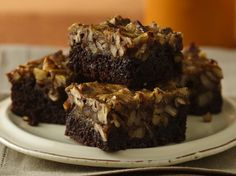 Brownie Mix Recipies:  Chocolaty deliciousness comes in many forms with Betty Crocker Brownie Mix. Start with Betty Crocker Brownies find new dessert ideas.