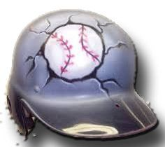 ALL BATTING HELMETS ARE PAINTED AS THEY SELL.. THEY SHIP IN 5 TO 7 BUSINESS DAYS VIA PRIORITY POSTAL. OUR GOAL IS TO MAKE THE BEST PRODUCT AS