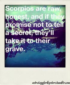 ScorpioUltimateLoyaltyIfYou'reWorthyYouveMadeAFriendForLife.