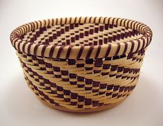 Fibonacci Twill Basket by WovenSummers