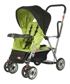 Look what I found on #zulily! Appletree Caboose Stand-On Tandem Double Stroller by Joovy #zulilyfinds