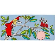 Grow your own Moomin Deco Tree! Fillyjonk wall tile is part of a collection that will include 13 wall tiles. Christmas Wishlist 2016, Tove Jansson, Wall Tiles, Home And Garden, Kids Rugs, Ceramics, Wallet, My Favorite Things, Drawings