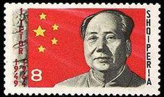 Mao stamp 1964