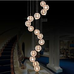 Cheap staircase, Buy Quality original chandelier directly from China chandelie Suppliers: Power:31W ( including ) -40W ( inclusive)Application of space:Living room dining room den bedroom other / otherStyle:Sim