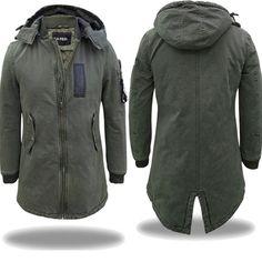 f13c0fc3ddb5 Die 13 besten Bilder von Parka herren   Jackets, Man fashion und Clothes