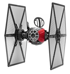 Star Wars Episode 7 Toys First Order Special Forces TIE Fighter Model by Revell Tie Fighter, Model Kits For Adults, Star Wars Spaceships, Revell Monogram, Model Building Kits, Episode Vii, Popular Toys, Christmas Toys, Christmas 2016