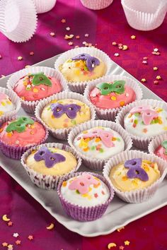Cupcake di Carnevale  http://www.alice.tv/ricette-carnevale/cupcake-carnevale