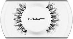 M·A·C 76 Lash is a natural-looking, wispy lashes with varying lengths that blend in with natural lashes to add density and length without looking too dramatic. Mac Lashes, False Lashes, Makeup Brush Storage, Wispy Lashes, Eyelash Sets, Magical Makeup, Evening Makeup, How To Clean Makeup Brushes, Natural Lashes