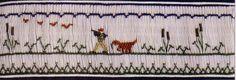 Duck Hunt, by Laura Jenkins Thompson  (Sew Beautiful, Fall 1988)