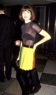 The Rarest Anna Wintour Photos From the Past 30 Years via @WhoWhatWear