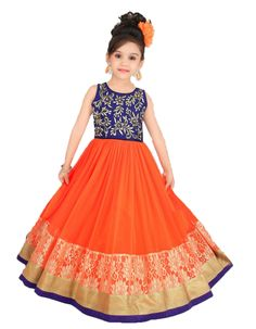 Shop online for your kids, princenprincessis an best choice of pattu pavadai for baby, kids party wear, children western wear and best traditional wear for babies in coimbatore Long Frocks For Kids, Skirts For Kids, Kids Indian Wear, Kids Ethnic Wear, Cheap Dresses, Girls Dresses, Stylish Dresses, Baby Dresses, Fashion Dresses