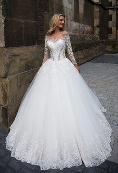 Oksana Mukha Wedding Dresses 2017 Cataleya 1
