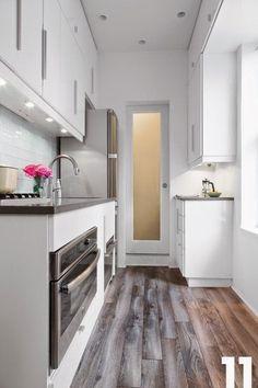 + de 30 cocinas modernas pequeñas llenas de inspiración
