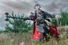 Sigmar Warpriest for LARP #warhammerfb #warhammercosplay #warhammerfantasy #larp #geek #cosplay