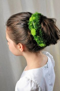 Wianek komunijny Ikebana, Communion, Deco, Flowers, Fashion, Moda, Fashion Styles, Decor, Deko