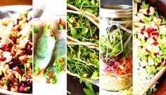 Summertime calls for picnics in the park! So here are five healthy, picnic-perfect meals to test out. | Be Well Philly