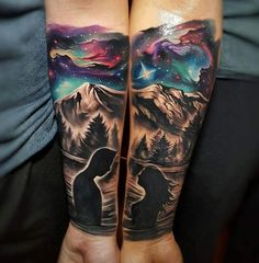 cool tattoo for couples