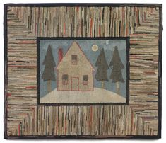 Northeast Auctions - 39x46 rug from Kellogg Collection