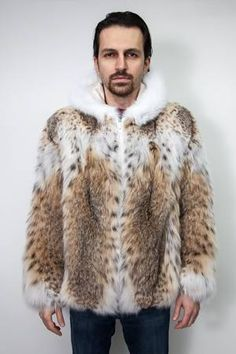 Filename : 02-05-15 Marc Kaufman Furs Hooded Men Mens Fur Cat Lynx Men_s Lynx Bomber Jacket with White Fox Trim lo res-1.jpg Filesize : 96KB Dimensions : 300x450 Date added : %\[bB\]