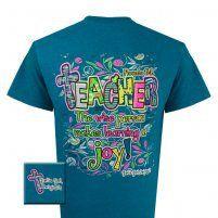 Teacher Joy