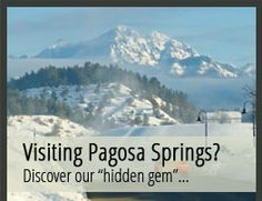 Best Pagosa Springs Colorado Website