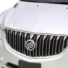 Enclave Molded Hood Protector, Chrome: Protect your Enclave from bugs and road debris with this hood protector that mounts flush with the hood. First Class Seats, Buick Enclave, Chrome, Bugs, Design, Beetles, Insects