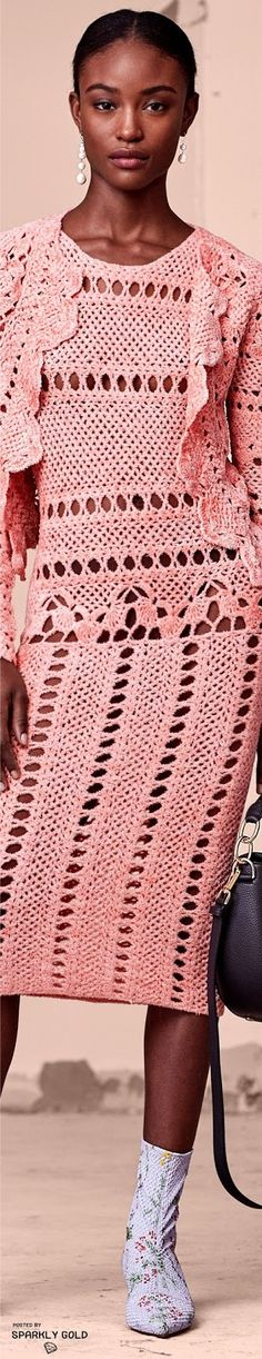 crochelinhasagulhas: Crochê de passarela II
