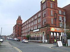 Stockport, Vernon Mill