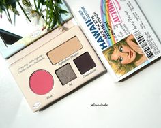 Alenka's beauty: theBalm Auto Balm Hawaii Face Palette. Отзыв, Свот...