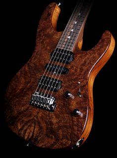 Suhr Modern Claro Walnut Electric Guitar Natural
