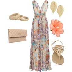 Now that's a pretty girly dress