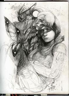 Artist: Wesley Burt