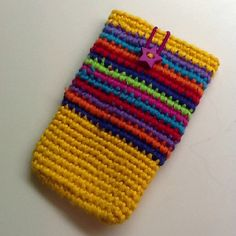 Joanna's mobile phone case.