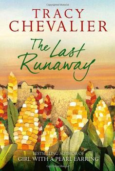 The Last Runaway by Tracy Chevalier.  She writes beautifully, sparsely. Tells the story with vivid detail.