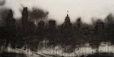 artnet Galleries: London No. 127 by John Virtue from Marlborough Fine Art Ltd.