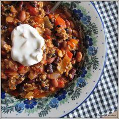 Recept voor de aller lekkerste zelfgemaakte chili con carne, dat wordt genieten!