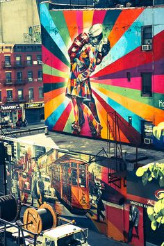 High Lane, New York by PnP!, via Flickr