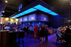 Eat, drink and dance the night away at Oklahoma City's Club One 15 in the Bricktown Entertainment District that includes three bars, a full menu and a light up dance floor.