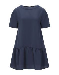 Tommy Jeans Women Shirt Dress on YOOX. The best online selection of Shirt Dresses Tommy Jeans. Jean Outfits, Dress Outfits, Tommy Jeans Shirt, Jean Shirt Dress, Blue Dresses, Short Sleeve Dresses, Dress Shirts For Women, Jean Shirts, Crepe Dress