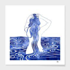 Linocut Prints, Art Prints, Illustrations, Illustration Art, Posca Art, Art Inspo, Line Art, Printmaking, Art Projects