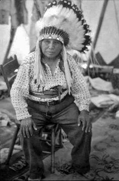 Jobe Charley - Yakama - circa 1940