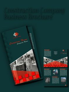 A pack of free business brochure templates by Tech Trainee. You won't find a part of any templates that is locked to edit & personalize. Company Brochure, Business Brochure, Brochure Template, Design Desk, Templates, Marketing, Construction, Free, Marriage Certificate