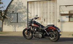 Harley-Davidson prezentuje trzy nowe motocykle na rok 2014