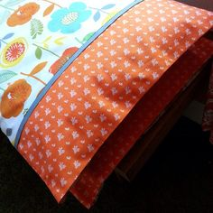 Then there were two #pillowcase #handmadehome  #sewing