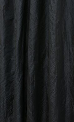 Polo Black Made to Measure Curtains, from £96 per pair or £10 per metre.